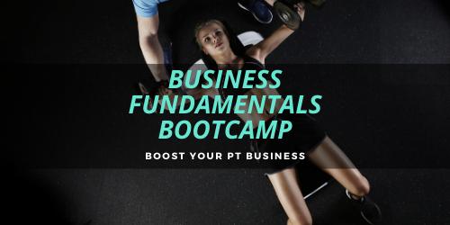 business fundamentals bootcamp cover