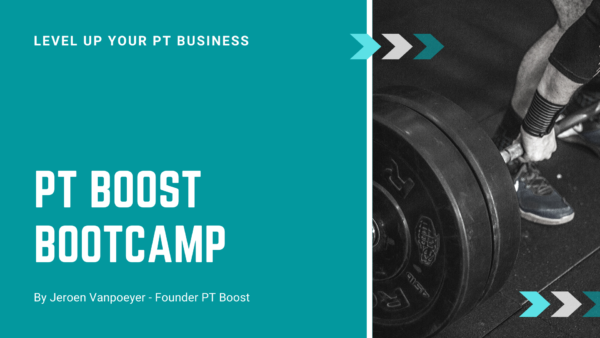 PT Boost Bootcamp cover