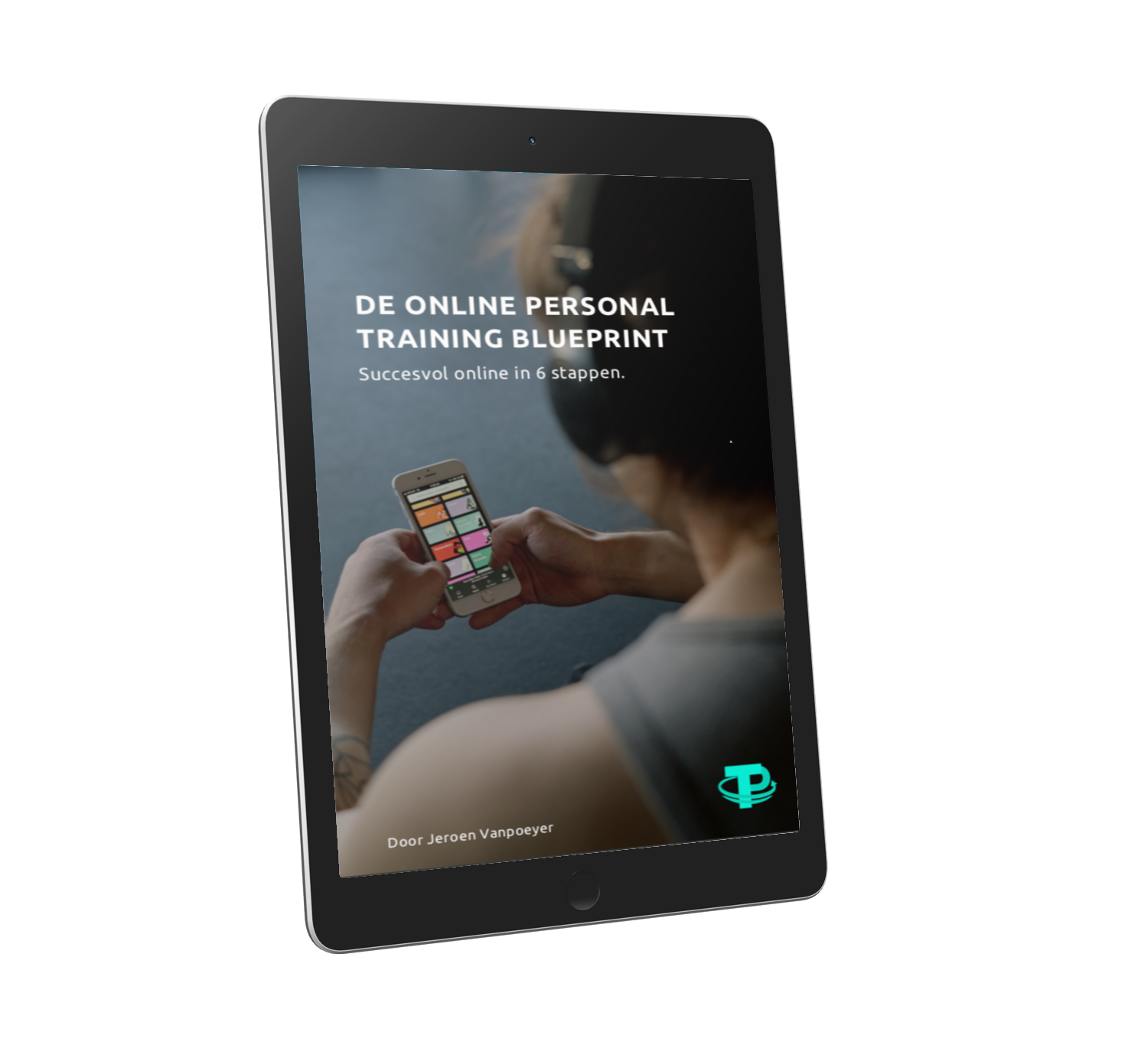 online personal training blueprint cover