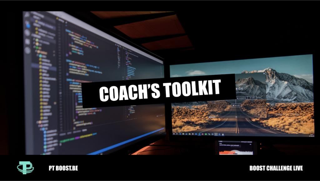 Module 3 - coach's toolkit