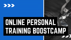 Online personal training boostcamp