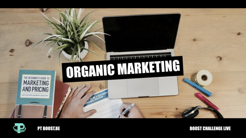 module 4 - organic marketing
