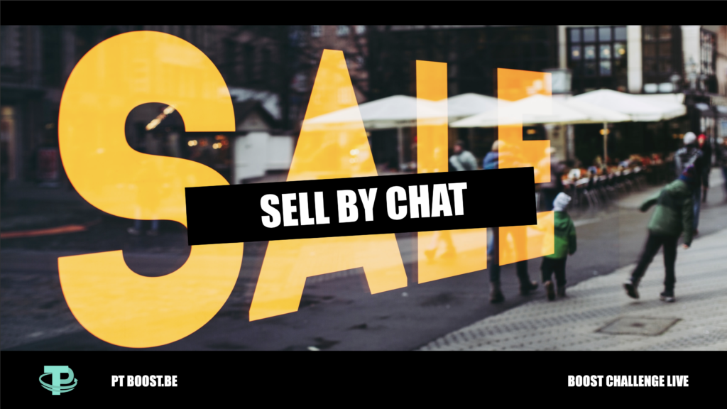 module 5 - sell by chat