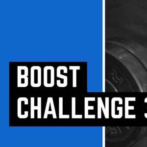 boost challenge 3.0 cover image