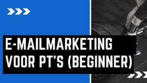 e-mailmarketing cursus voor beginners