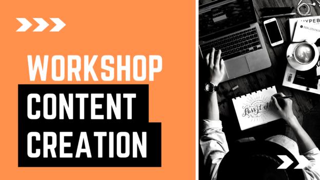 foto workshop content creation